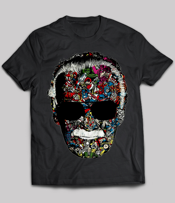 stan lee marvel father of marvel t shirt buy t shirts